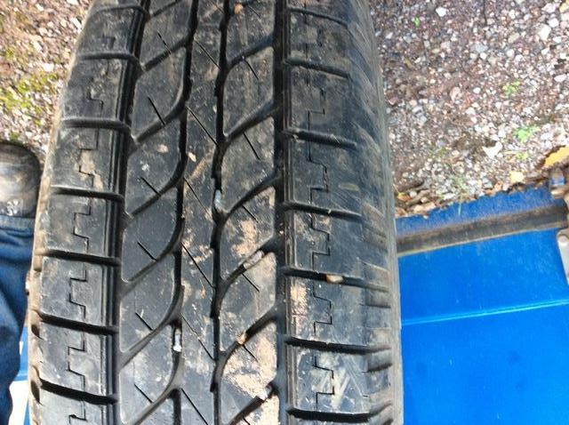 Image 3 of Michelin tyres and tubes
