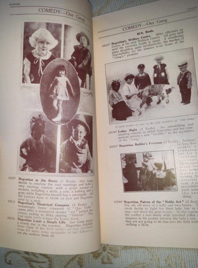 Image 3 of 1931 PATHESCOPE Safety Fim Catalogue.