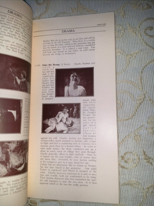 Image 5 of 1931 PATHESCOPE Safety Fim Catalogue.