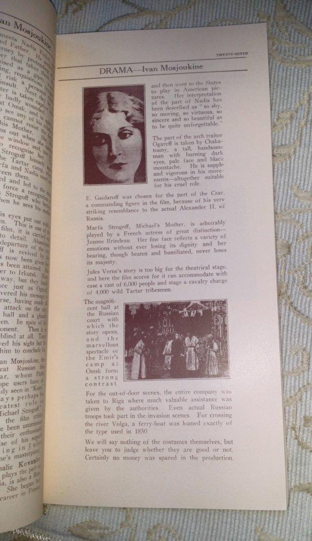 Image 11 of 1931 PATHESCOPE Safety Fim Catalogue.
