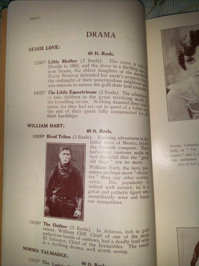 Image 12 of 1931 PATHESCOPE Safety Fim Catalogue.