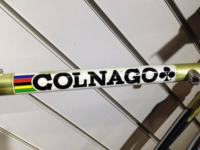 Vintage racing bikes Colnago Hetchins Wanted in Whitchurch ...