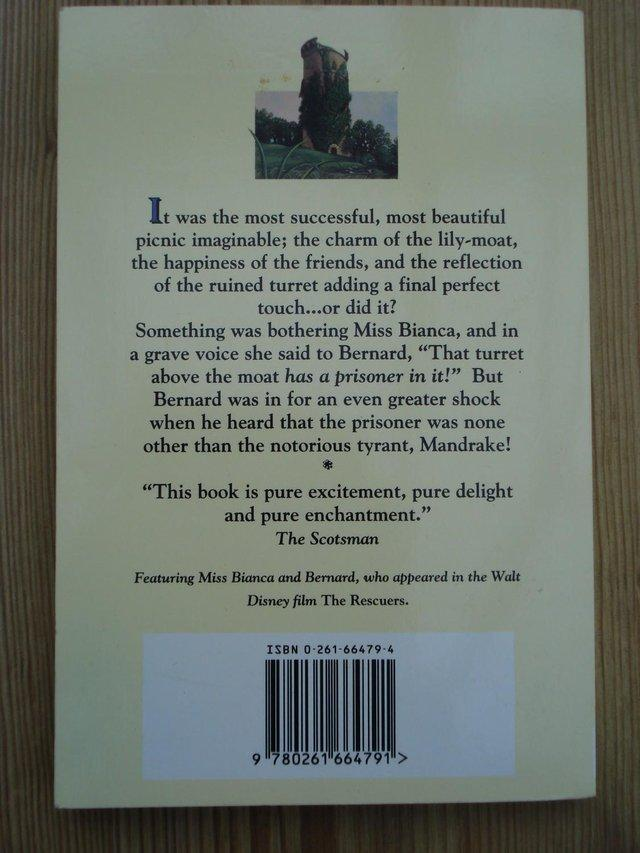 """Image 2 of NEW CHILDREN'S PAPERBACK """"THE TURRET"""" by Margaret Sharp"""