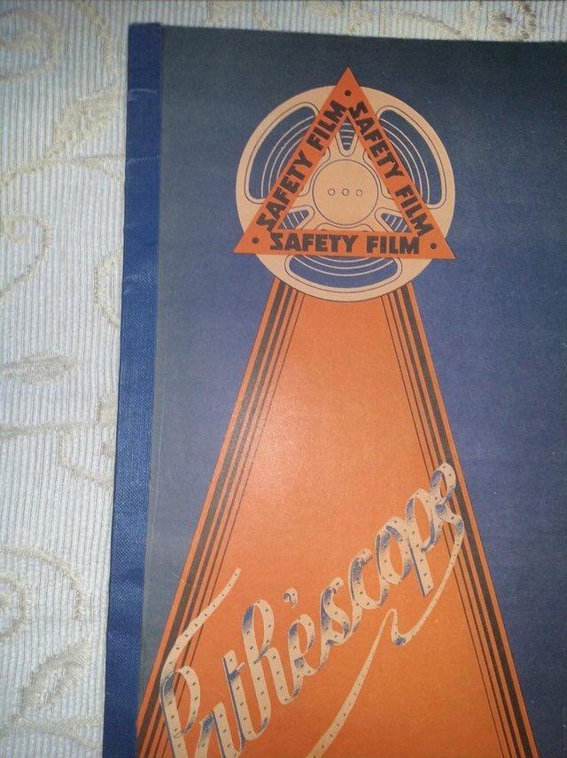 Image 16 of 1931 PATHESCOPE Safety Fim Catalogue.