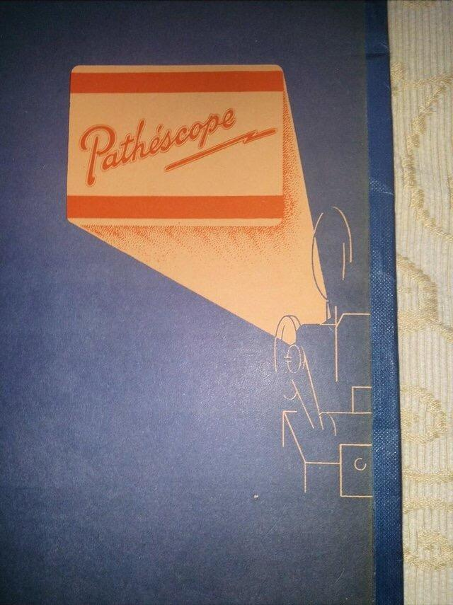 Image 17 of 1931 PATHESCOPE Safety Fim Catalogue.