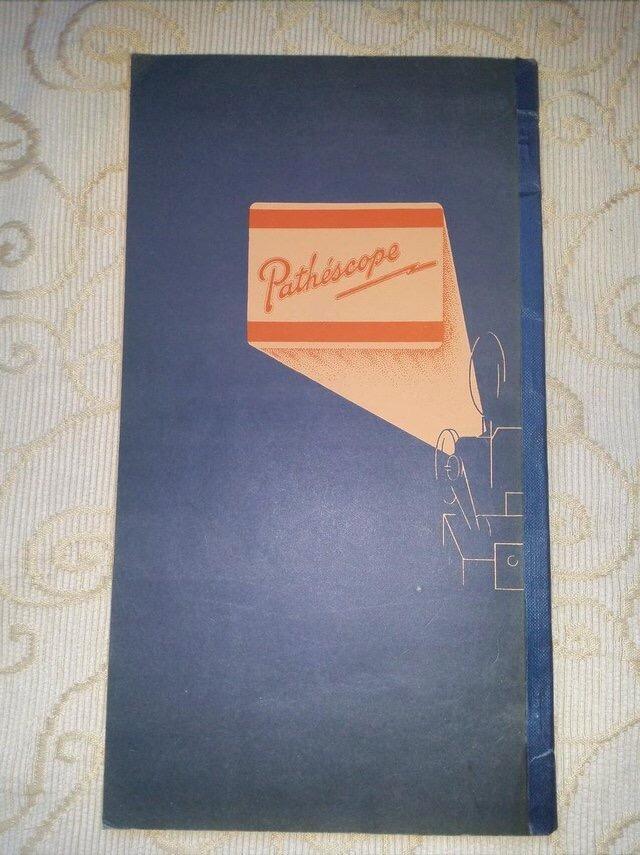Image 18 of 1931 PATHESCOPE Safety Fim Catalogue.