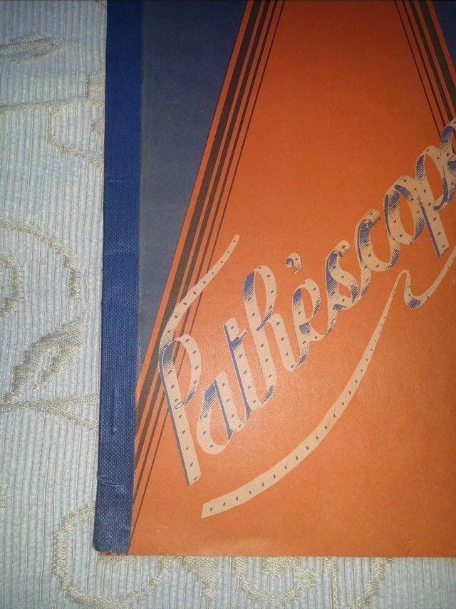 Image 19 of 1931 PATHESCOPE Safety Fim Catalogue.