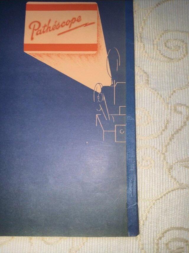 Image 20 of 1931 PATHESCOPE Safety Fim Catalogue.