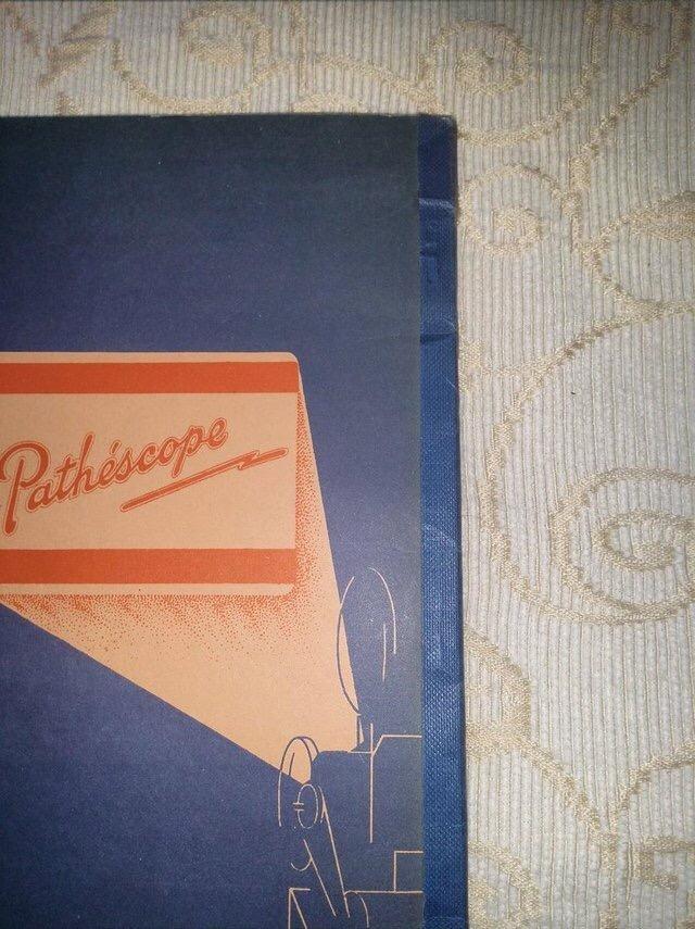 Image 22 of 1931 PATHESCOPE Safety Fim Catalogue.