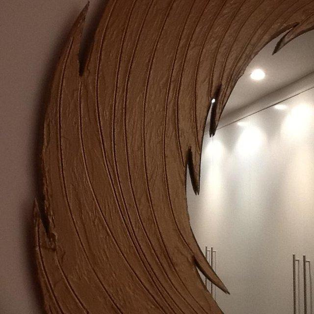 Image 2 of Vintage Wall Mirror