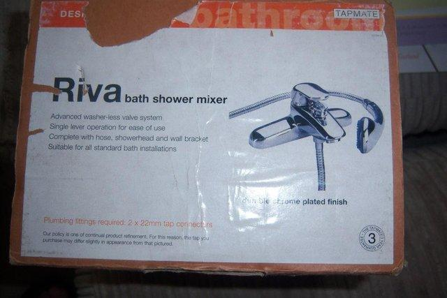 bath shower mixer tap - Second Hand Bathroom Suites, Buy and Sell ...