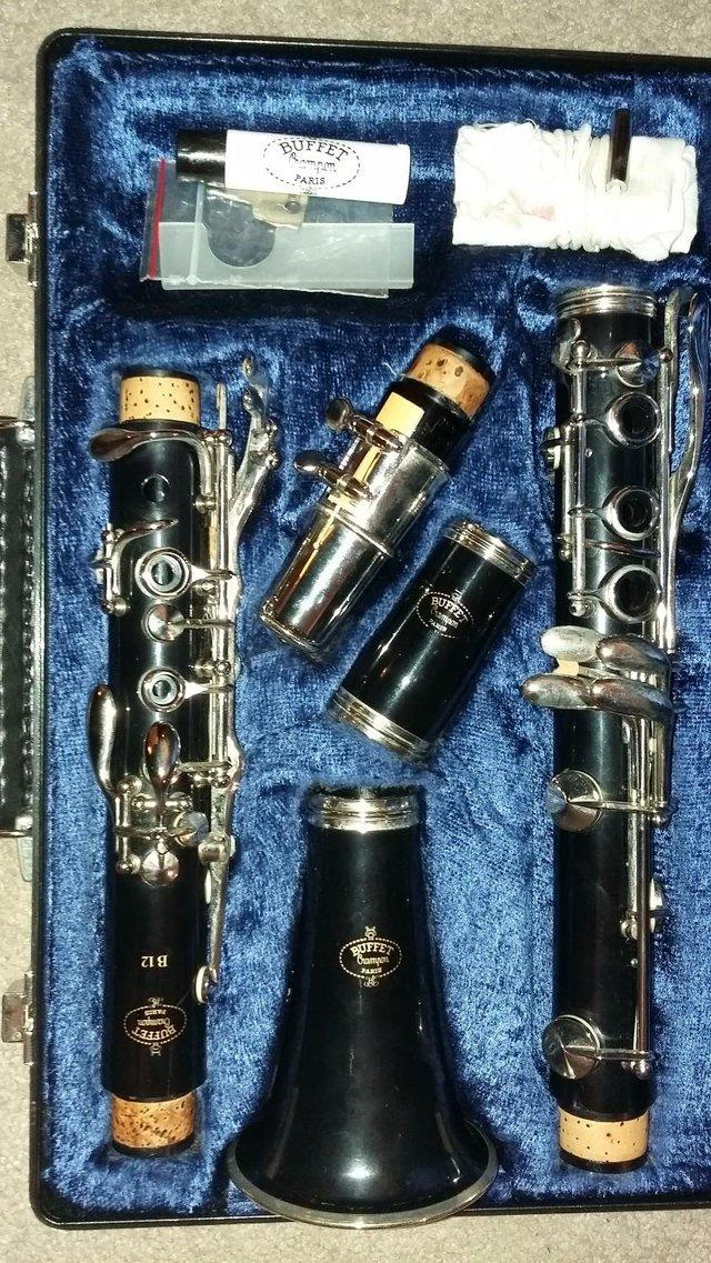 buffet b12 clarinet second hand second hand other wind instruments rh preloved co uk