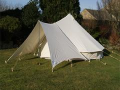 ... to every Bell Tent One size fits all Bell Tents with an  A  frame doorway Will fit all Bell Tents Complete with canopy poles to lift the sides Made. & second hand bell tent - Local Classifieds Buy and Sell in the UK ...