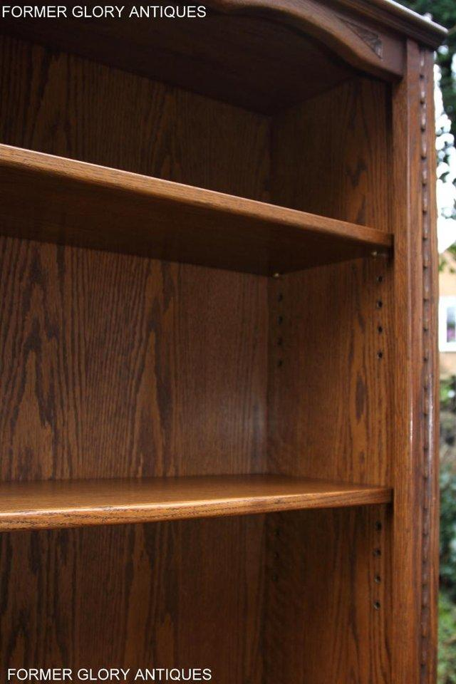 Image 7 of JAYCEE OLD CHARM OPEN BOOKCASE CHEST OF DRAWERS CD SHELVES