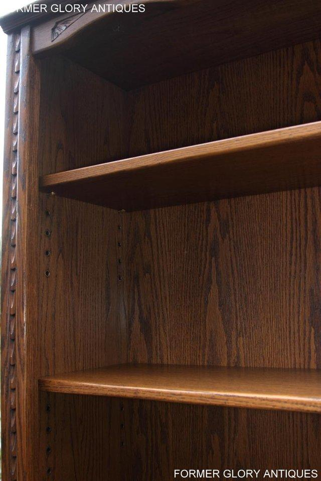 Image 20 of JAYCEE OLD CHARM OPEN BOOKCASE CHEST OF DRAWERS CD SHELVES