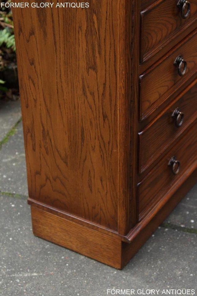 Image 22 of JAYCEE OLD CHARM OPEN BOOKCASE CHEST OF DRAWERS CD SHELVES