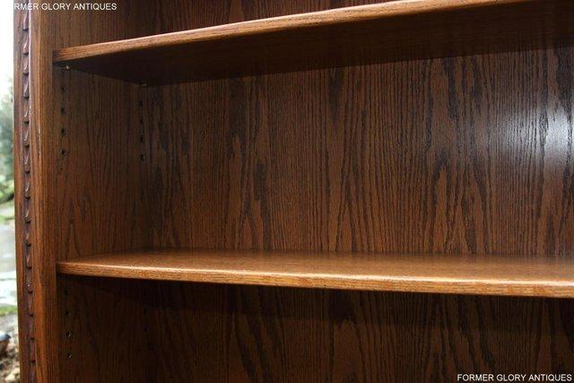 Image 34 of JAYCEE OLD CHARM OPEN BOOKCASE CHEST OF DRAWERS CD SHELVES