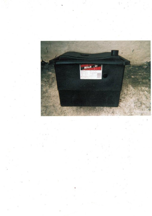 cold water tanks - Second Hand Plumbing and Central Heating ...