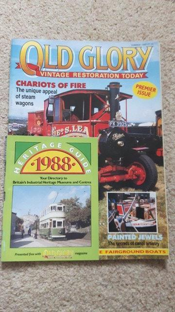 old glory magazine - Local Classifieds | Preloved