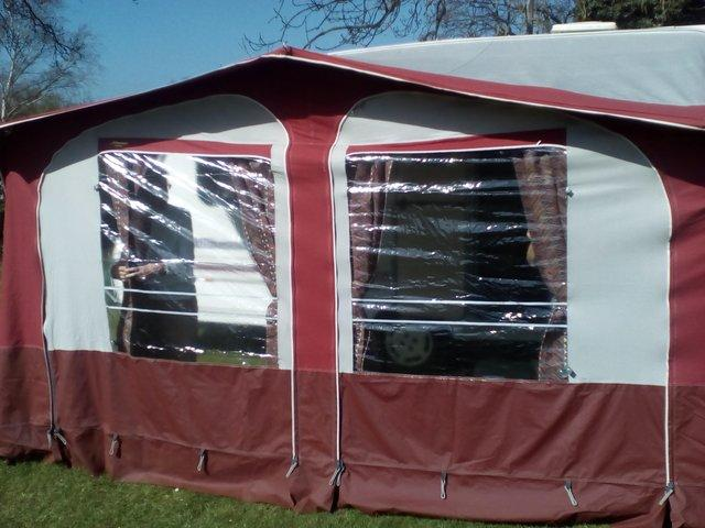 used second hand nr awnings - Used Caravan Accessories ...