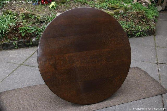 Image 34 of TITCHMARSH AND GOODWIN OAK COFFEE PHONE LAMP ARMCHAIR TABLE
