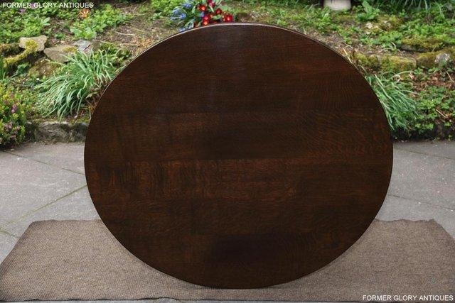 Image 36 of TITCHMARSH AND GOODWIN OAK COFFEE PHONE LAMP ARMCHAIR TABLE