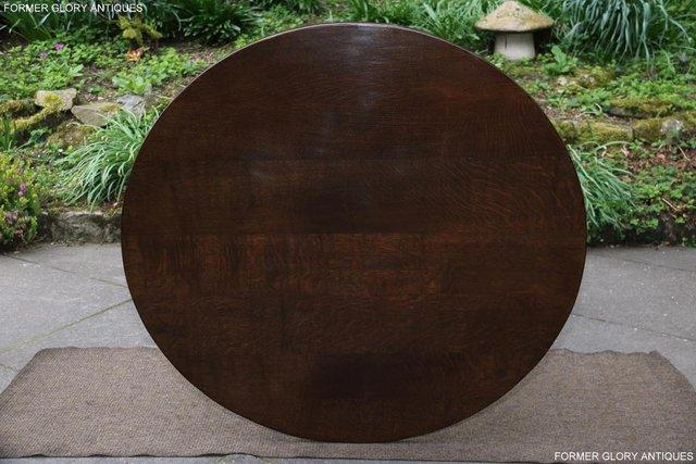 Image 51 of TITCHMARSH AND GOODWIN OAK COFFEE PHONE LAMP ARMCHAIR TABLE