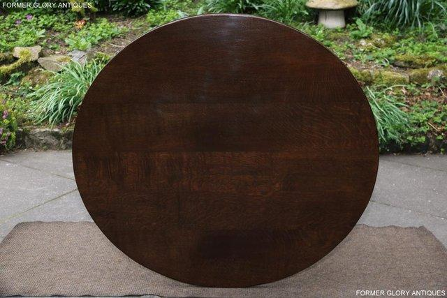 Image 62 of TITCHMARSH AND GOODWIN OAK COFFEE PHONE LAMP ARMCHAIR TABLE