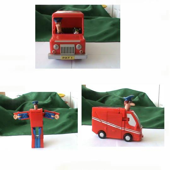 Postman Pat FIGURES  sc 1 st  Preloved & postman pat toys - Second Hand Toys and Games Buy and Sell | Preloved