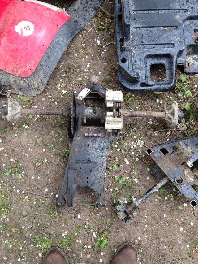 Image 3 of Polaris Quad parts