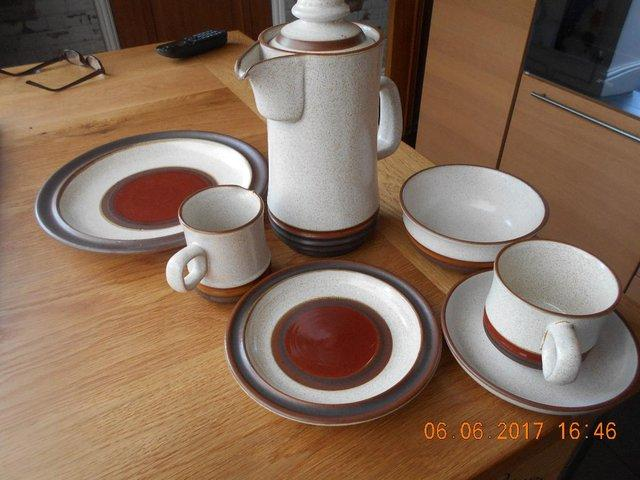 Denby Potters Wheel Dining set & denby dinner set - Second Hand Cutlery and Crockery Buy and Sell in ...
