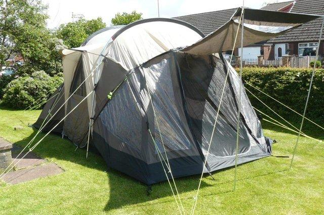 Preview of the first image of Royal Hampton 4 berth tent..