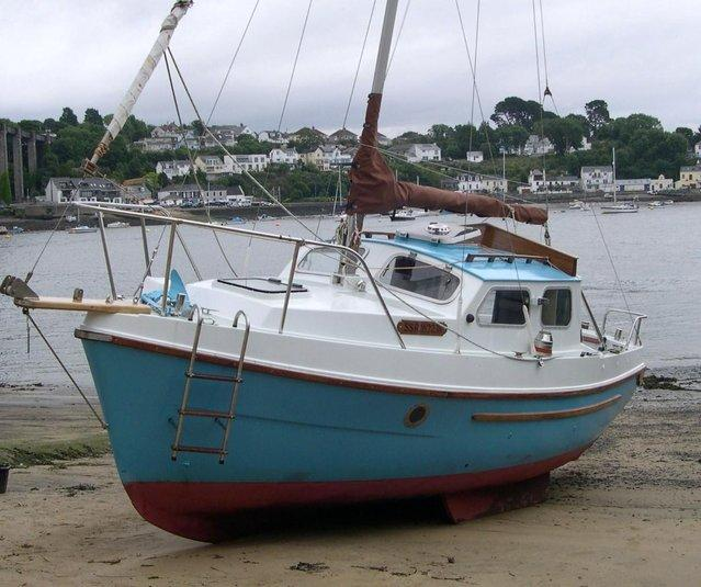 Project sailboats for sale