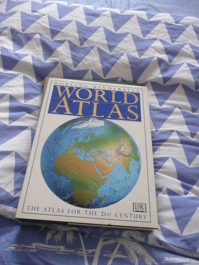 world atlas book - Second Hand Books, Buy and Sell | Preloved