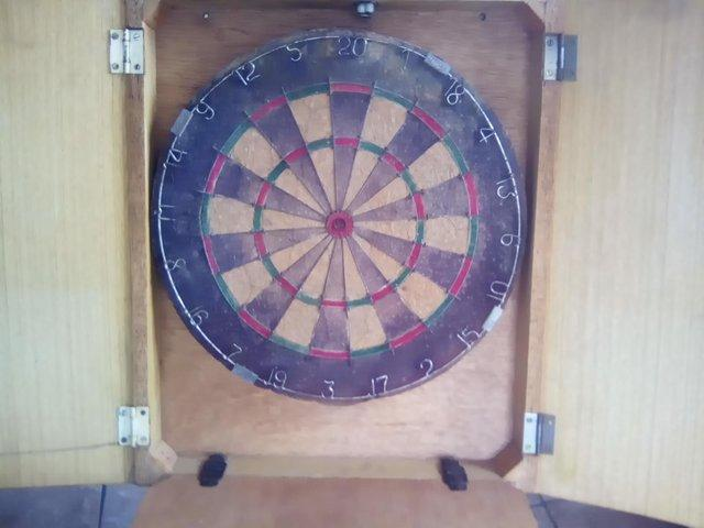 Image 2 of Dart board