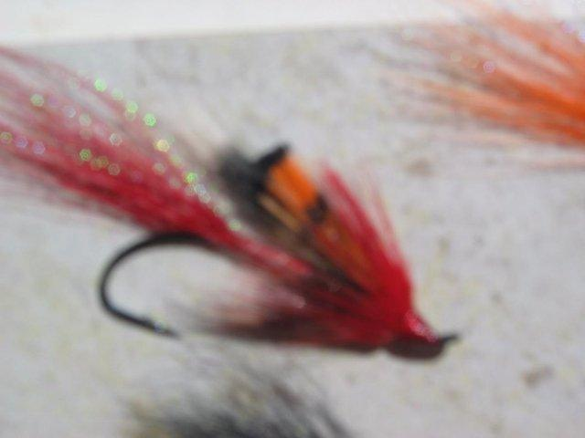 Image 8 of SALMON FLIES & TROUT FLIES HARDY BROS RODS REELS DAIWA RODS