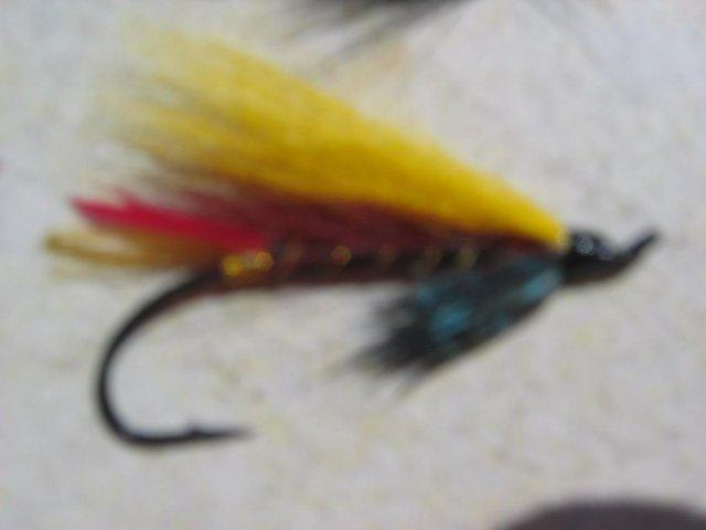 Image 9 of SALMON FLIES & TROUT FLIES HARDY BROS RODS REELS DAIWA RODS