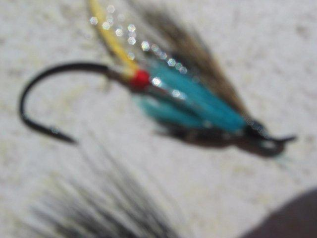 Image 10 of SALMON FLIES & TROUT FLIES HARDY BROS RODS REELS DAIWA RODS