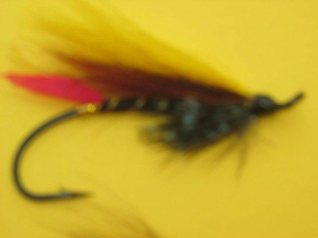 Image 13 of SALMON FLIES & TROUT FLIES HARDY BROS RODS REELS DAIWA RODS