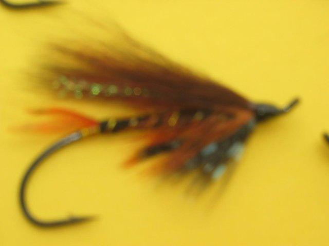 Image 14 of SALMON FLIES & TROUT FLIES HARDY BROS RODS REELS DAIWA RODS
