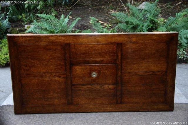 Image 47 of TITCHMARSH & GOODWIN STYLE OAK COFFEE TEA GAMES TABLE STAND