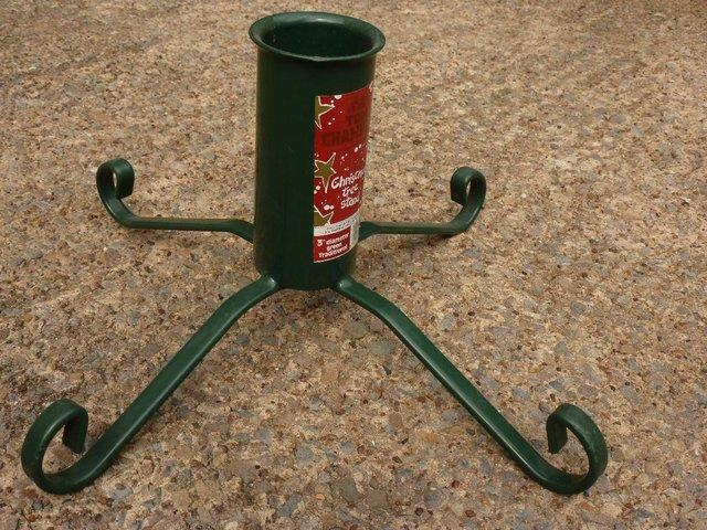 Preview of the first image of Vintage Christmas Tree Stand.