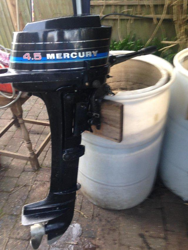 4 stroke outboard engines - Used Boat Engines and Outboards