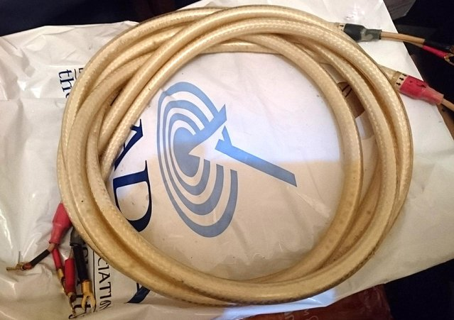 Straight Wire Maestro Speaker Cable 2 Metres For Sale in Shaftesbury ...