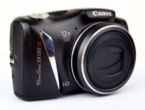 Canon PowerShot SX130 IS 12.1 MP Digital Camera Battery Compartment Door Plastic Latches Broken So Modified With Remedial Action That Now Securely Holds The ...  sc 1 st  Preloved & broken cameras - Second Hand Cameras Buy and Sell in the UK and ...