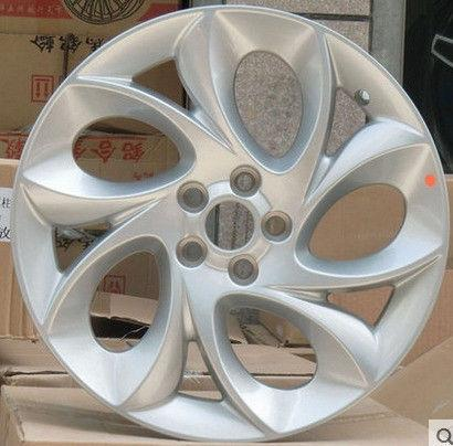 Preview of the first image of NEW 4 - 17 INCH TWIST OF PEPPER ALLOY WHEELS MGZT 75 MG6.