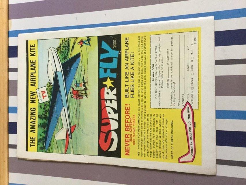 Image 3 of DC Comics Weird Western Tales, JONAH HEX, 1974