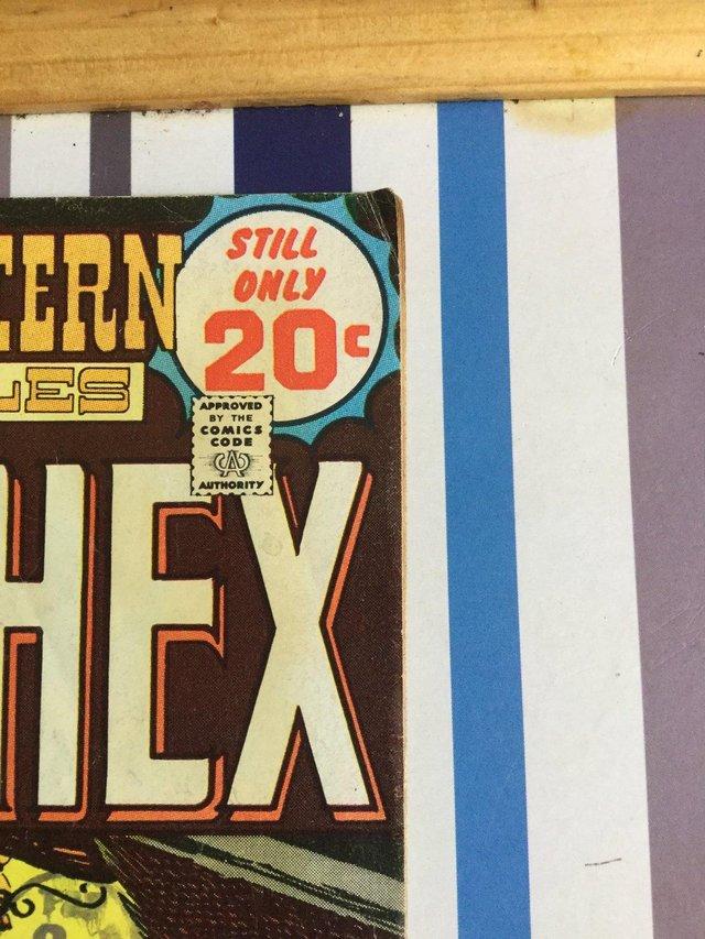 Image 4 of DC Comics Weird Western Tales, JONAH HEX, 1974