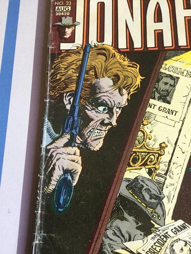 Image 12 of DC Comics Weird Western Tales, JONAH HEX, 1974