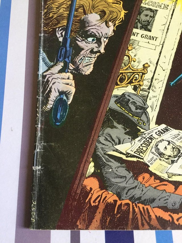 Image 13 of DC Comics Weird Western Tales, JONAH HEX, 1974
